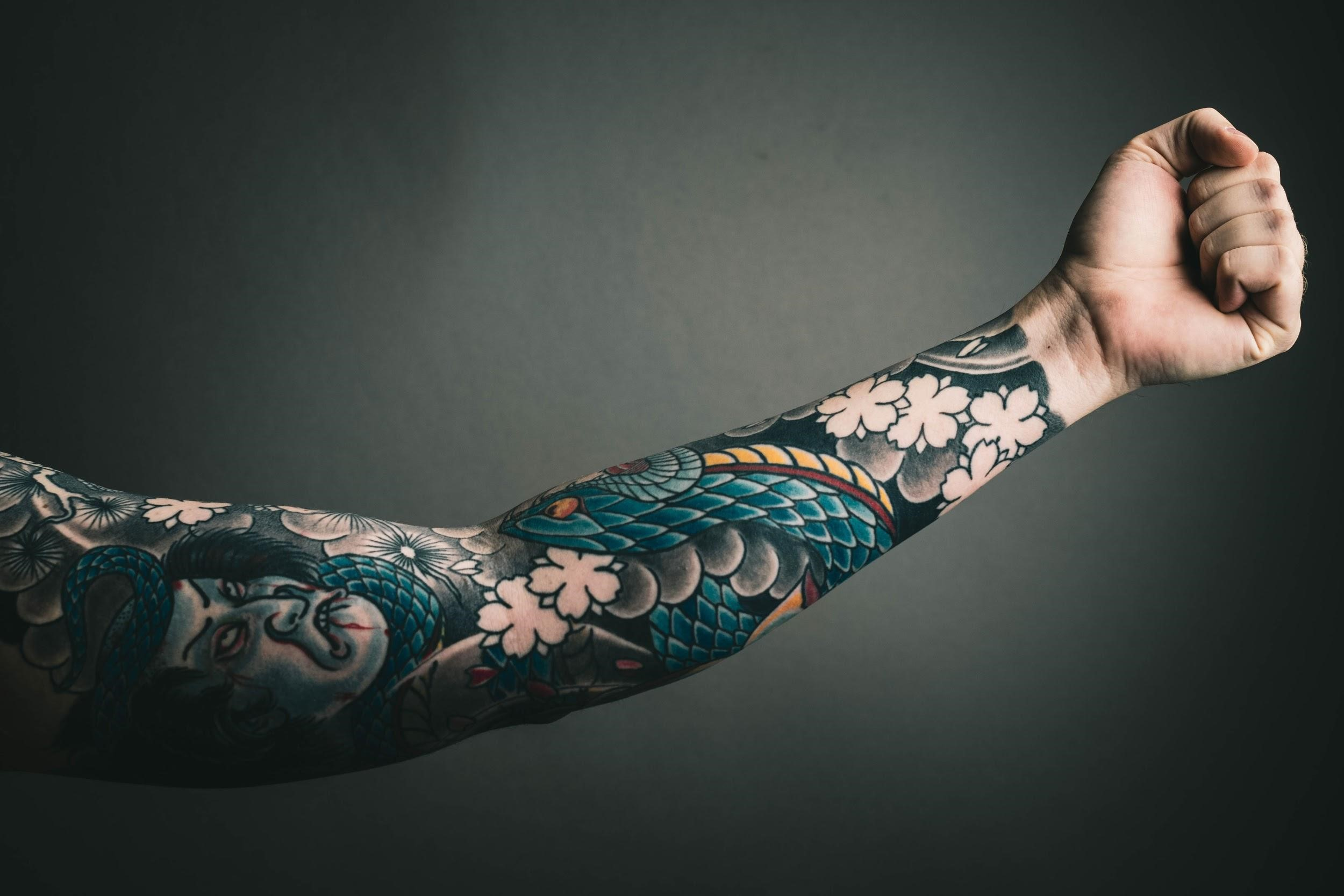 2020 tattoo trends - The first of 2020 tattoo trends is color