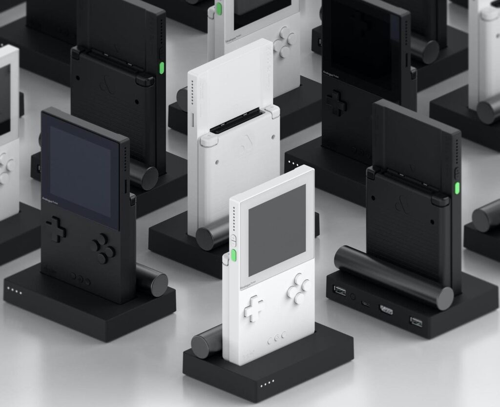 Analogue Pocket: all you need to know about the new Game Boy games console