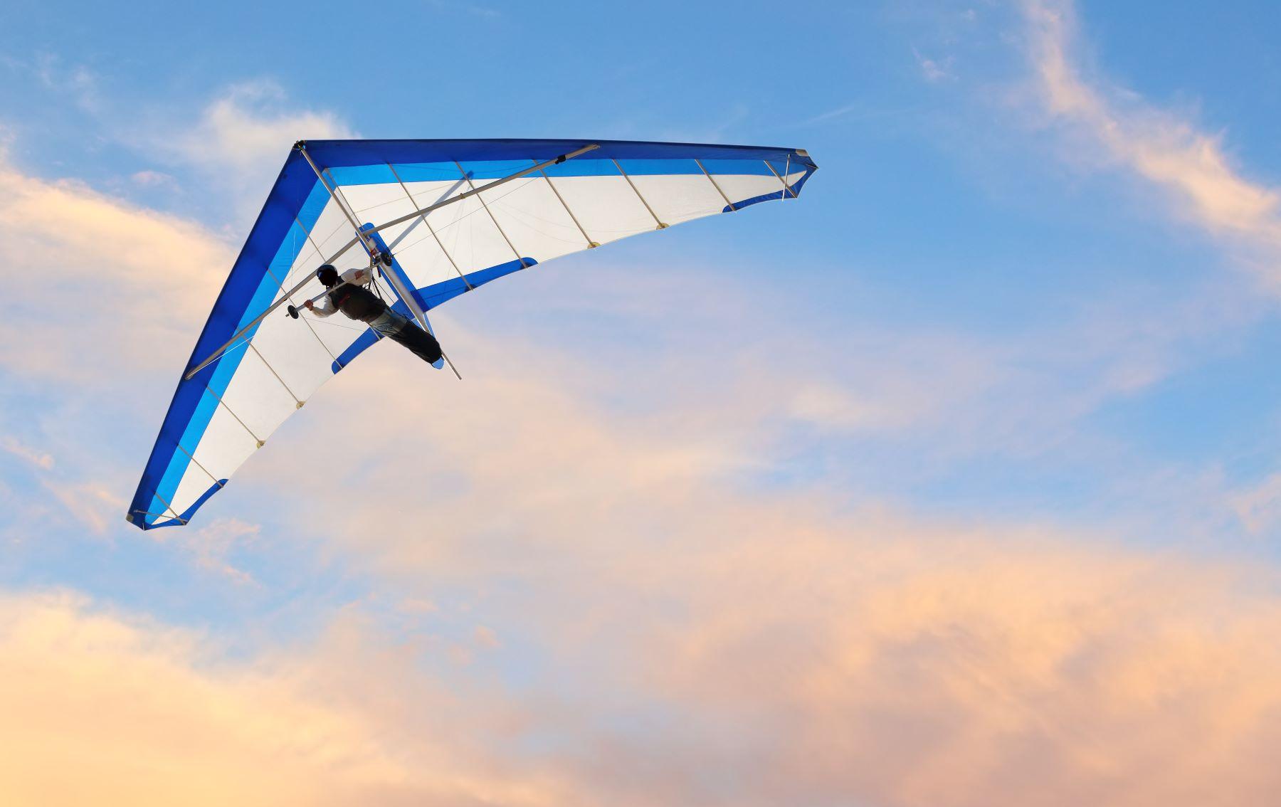 Drachenfliegen: Alles, was du über diesen Extremsport wissen musst.