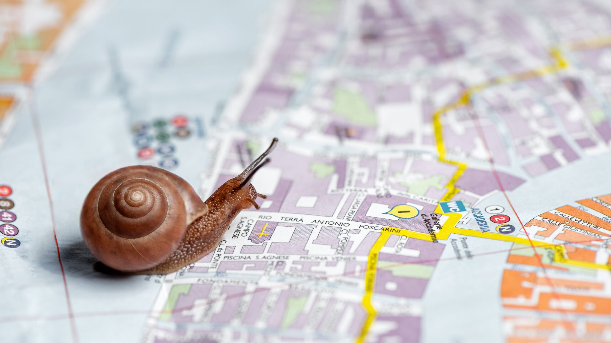 What is slow travel? The slow movement or philosophy changes the way we travel.