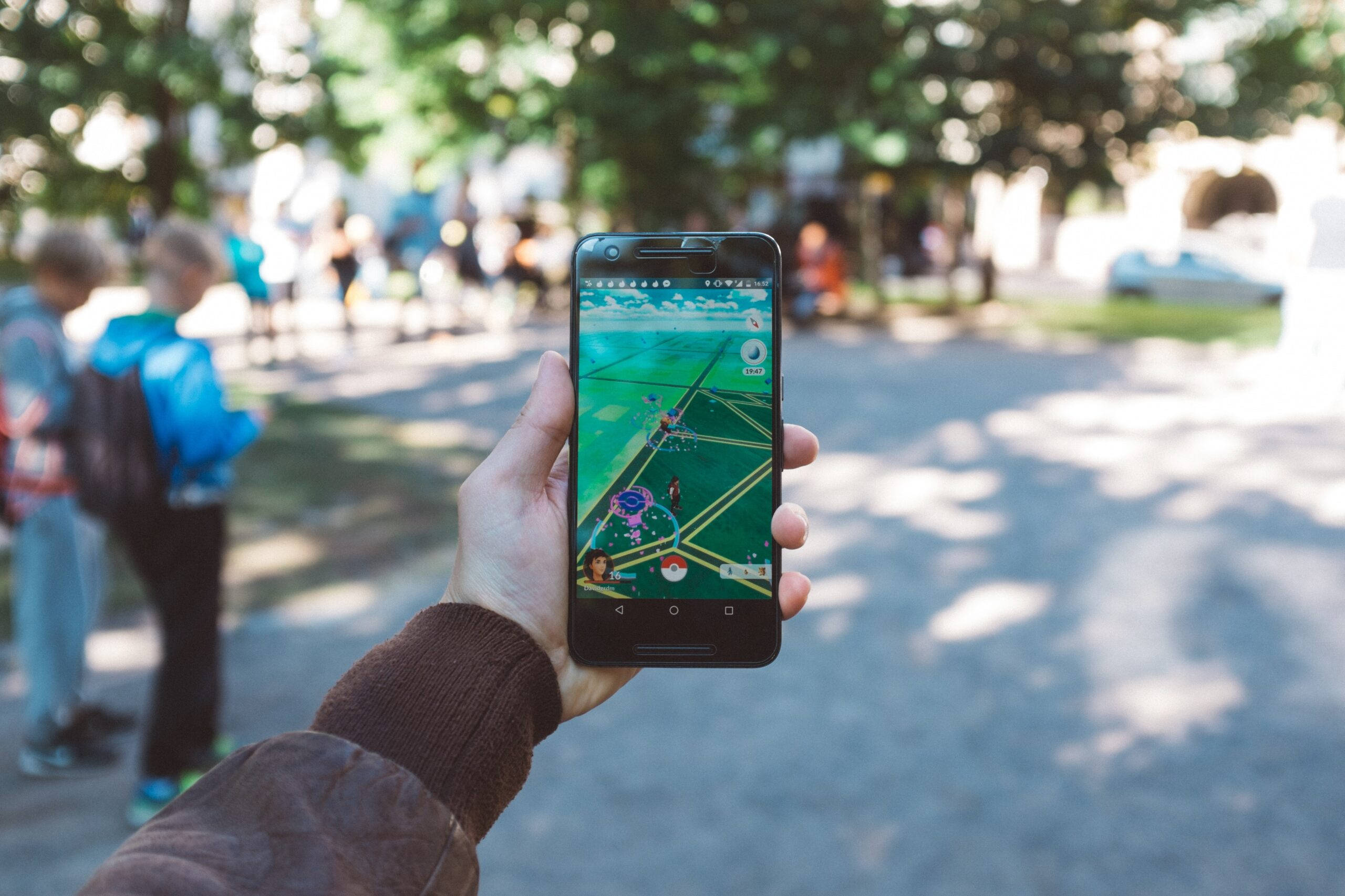The best AR augmented reality games. Pokemon Go is the most famous ar game.