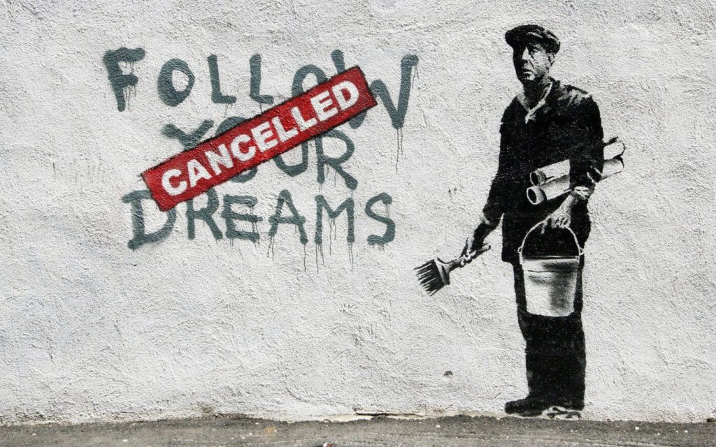 Follow Your Dreams art