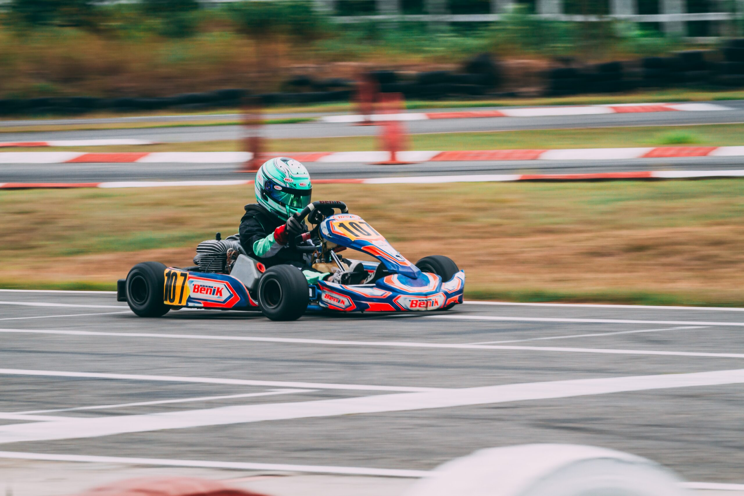 The most thrilling go-kart tracks you must try!