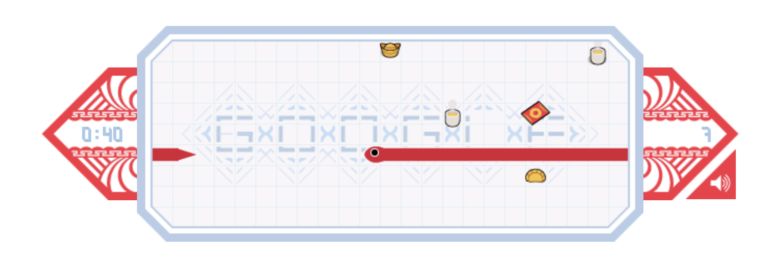 Google Doodle Snake Game for the Chinese New Year of 2013.