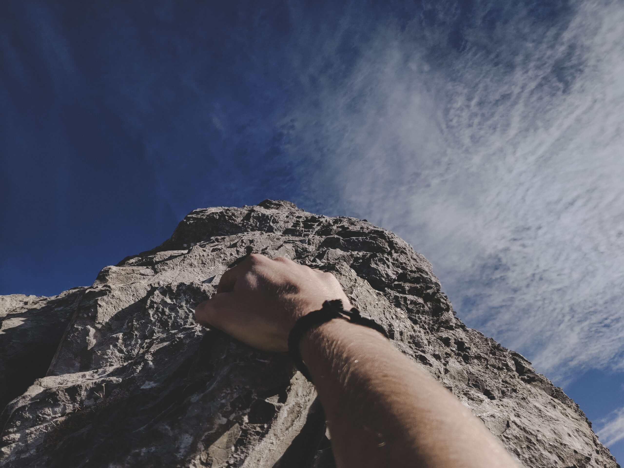 Free solo climbing: one of the most extreme sports