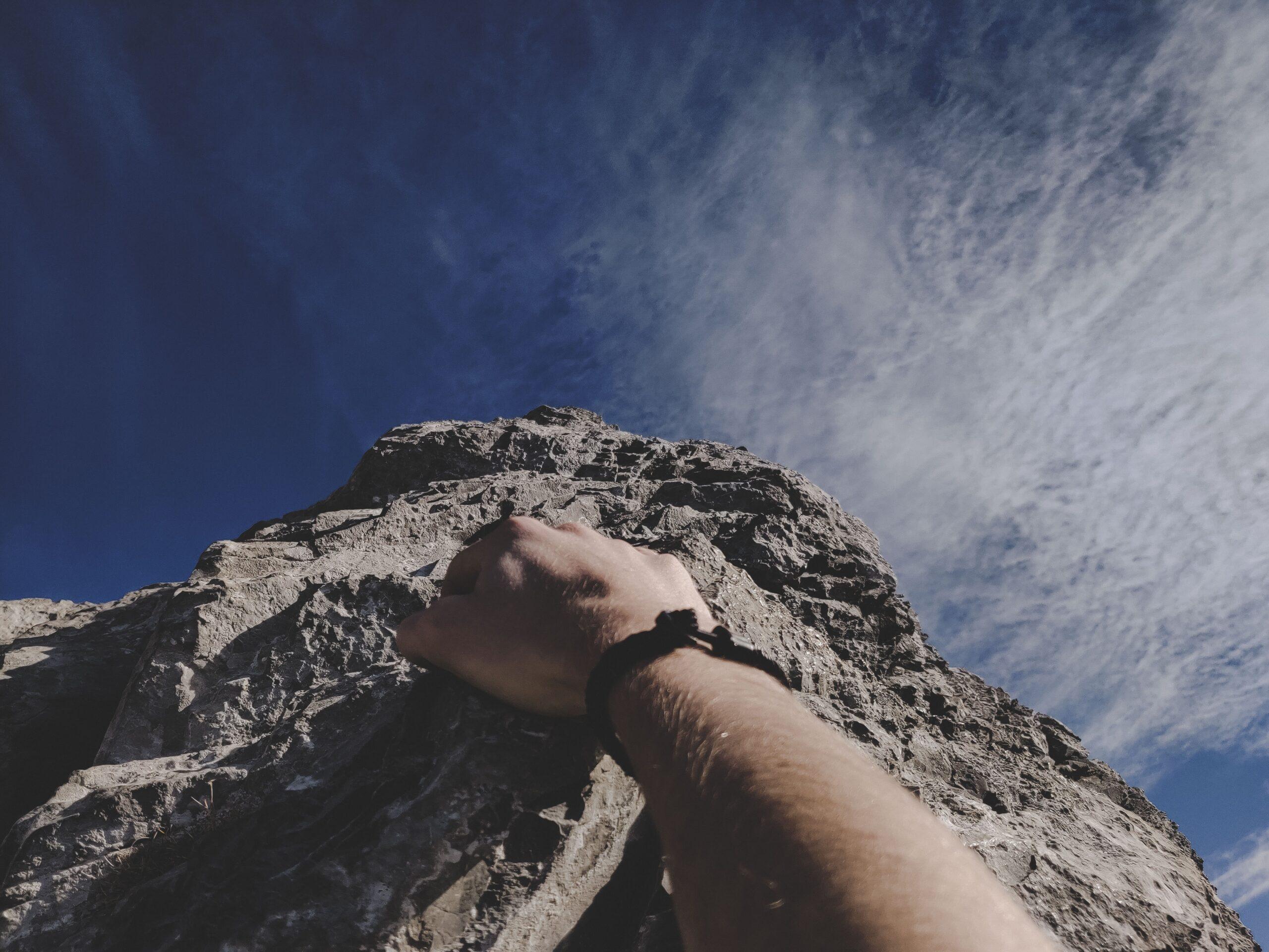Free-Solo-Klettern: eine der extremsten Sportarten