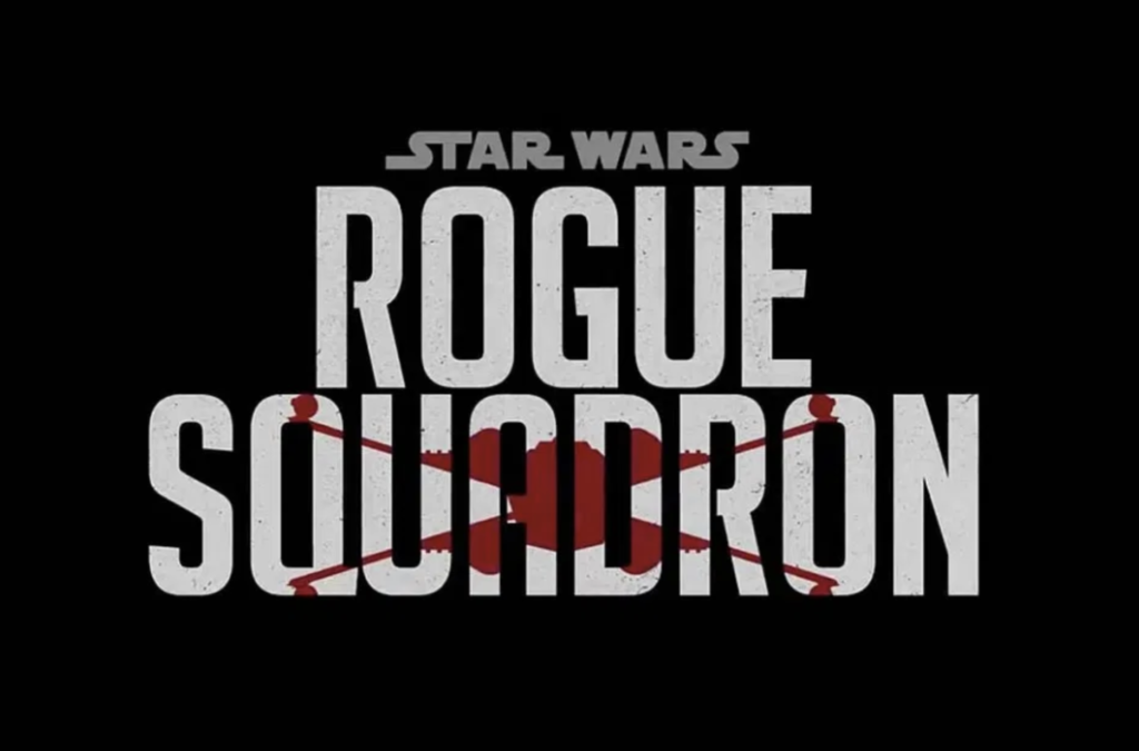 Star Wars Rogue Squadron, one of the next Star Wars movies.