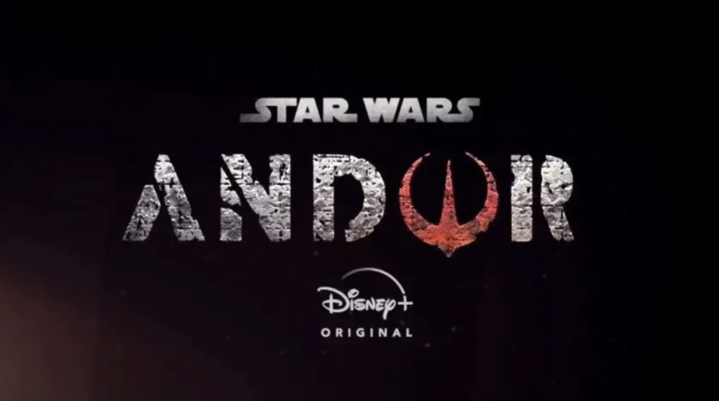 Andor, the new Star Wars series where Diego Luna will return as a spy.