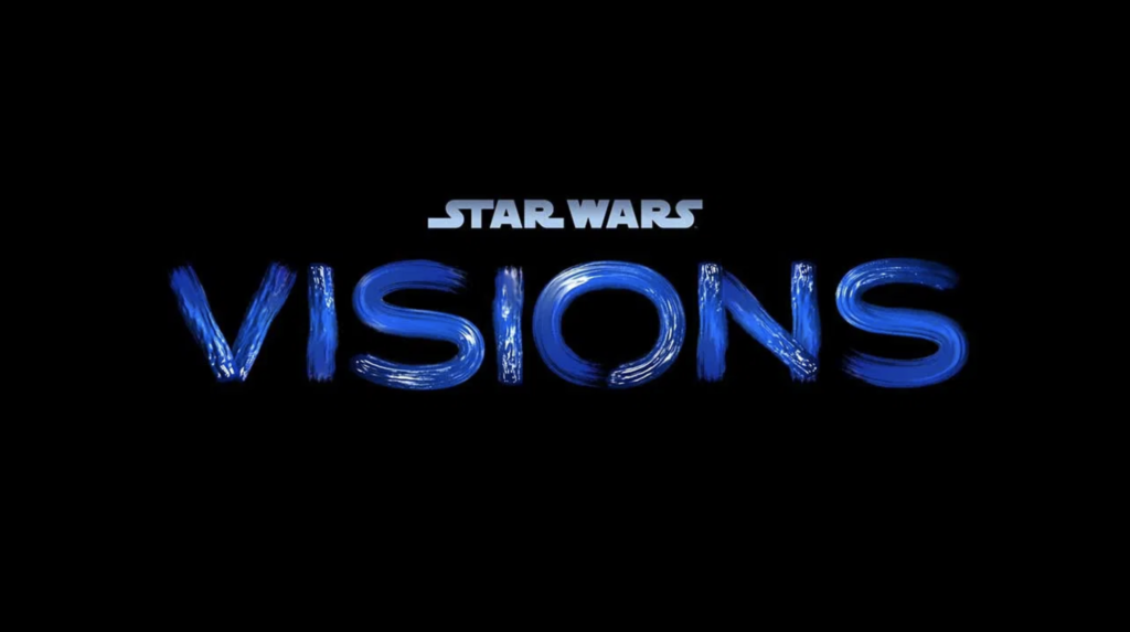 Visions, another Star Wars animated series.