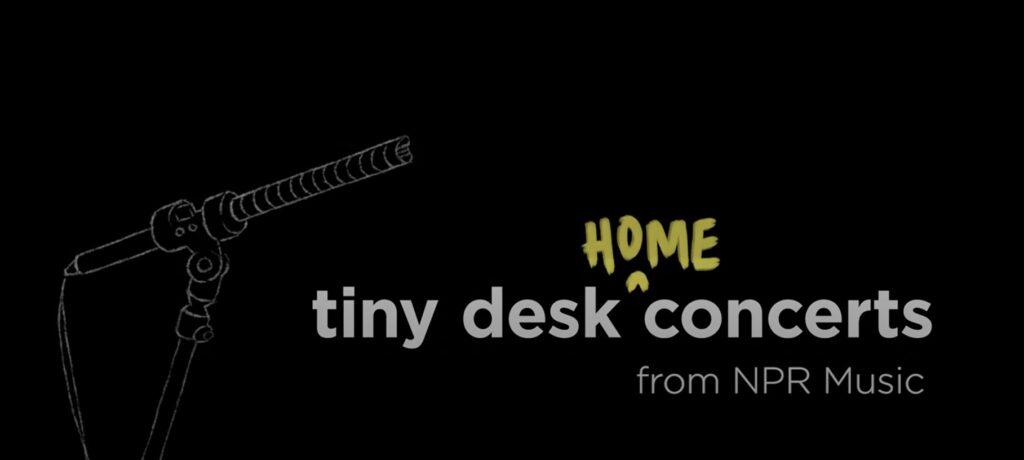 Die besten Tiny Desk Home Concerts, die Sie unbedingt sehen müssen!