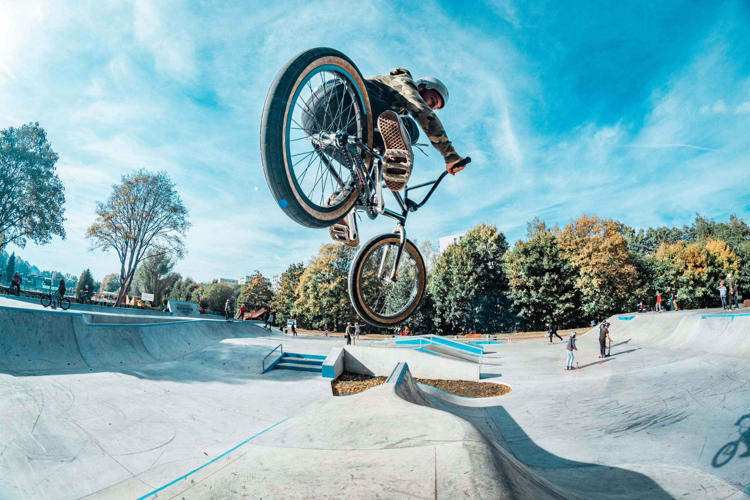 Discover the best BMX Tricks for beginners