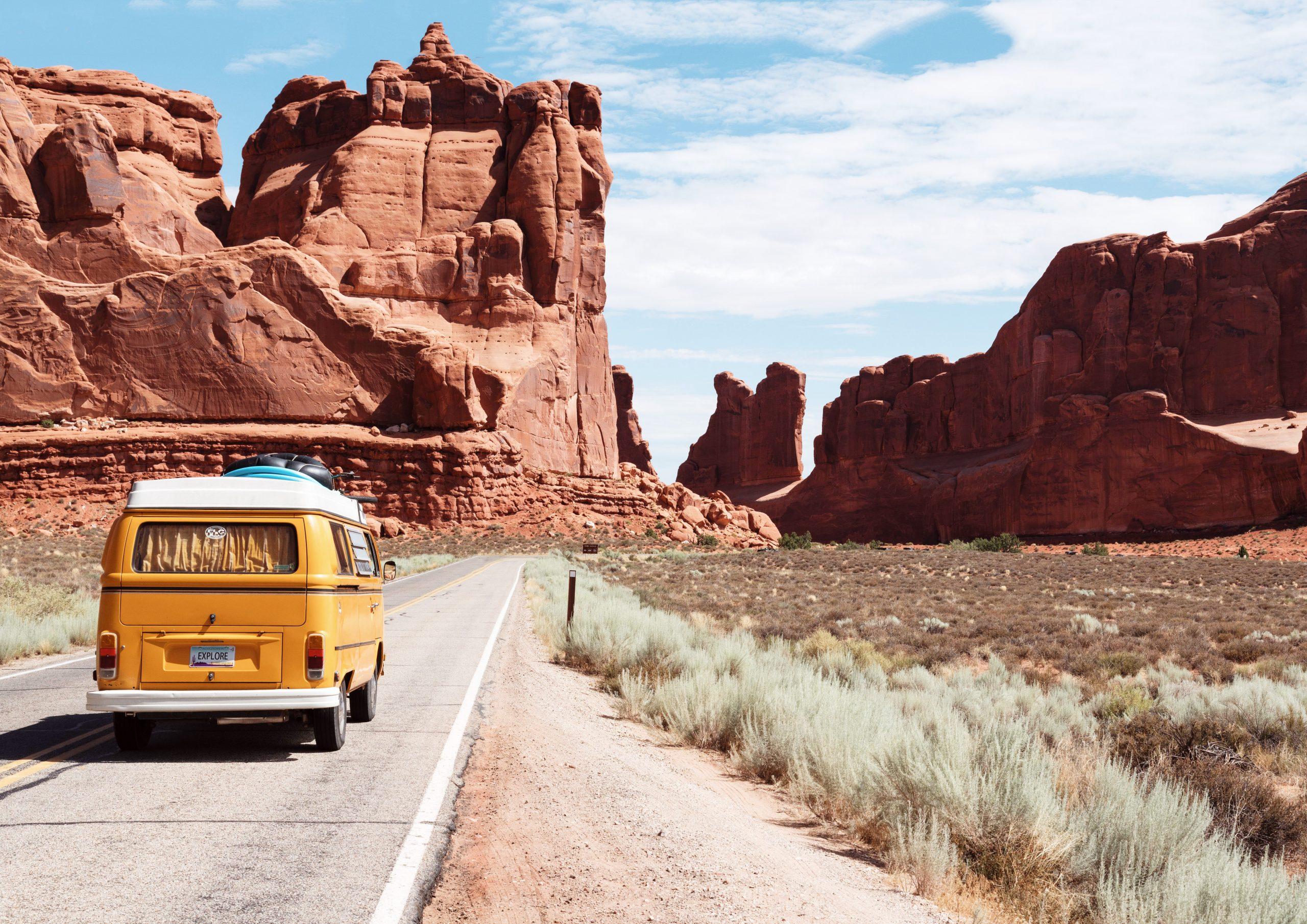 Beste Road Trips Entdecken Sie in den USA tolle Orte!