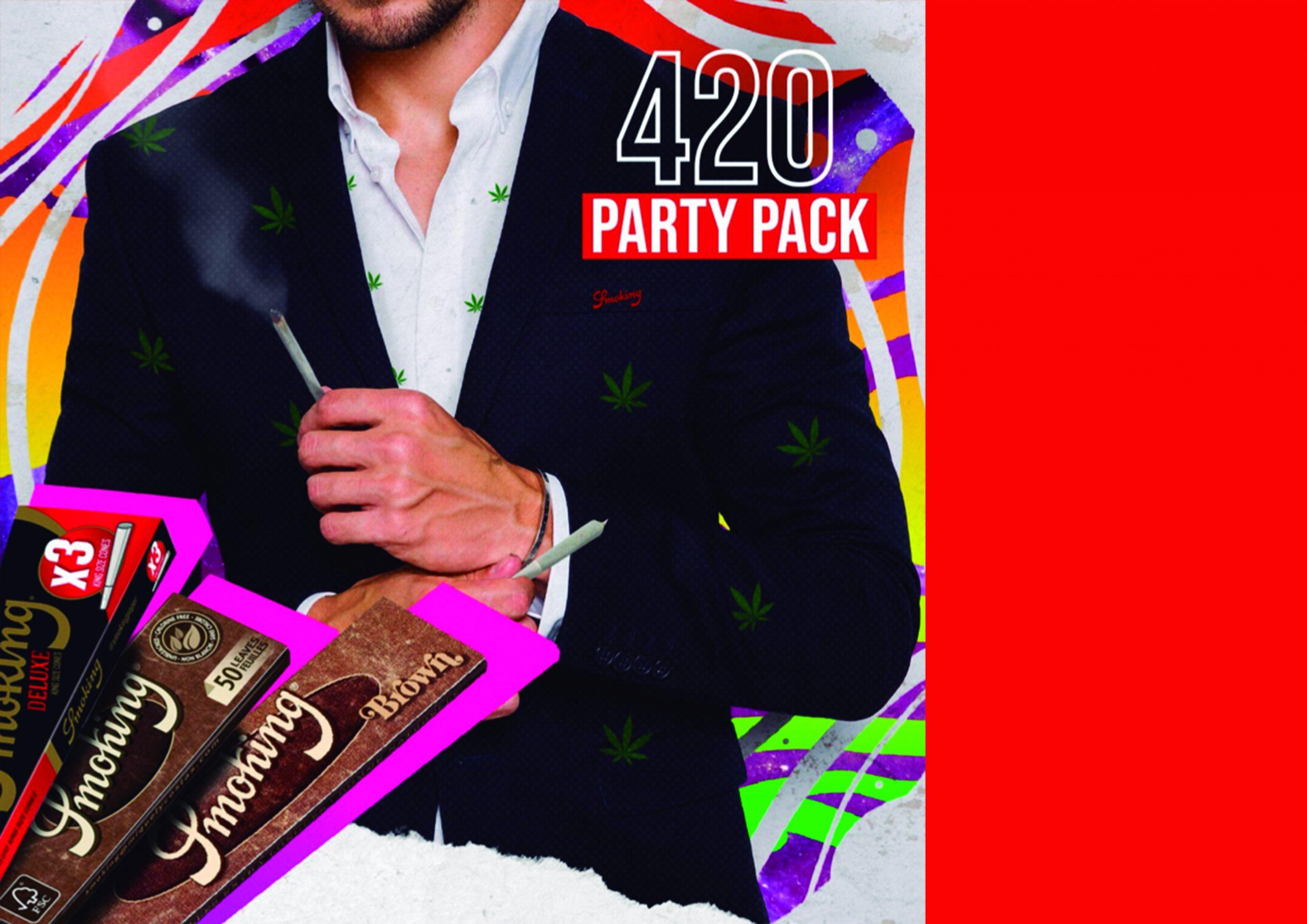 420 Party Pack: Die besten Produkte zum Feiern von 420