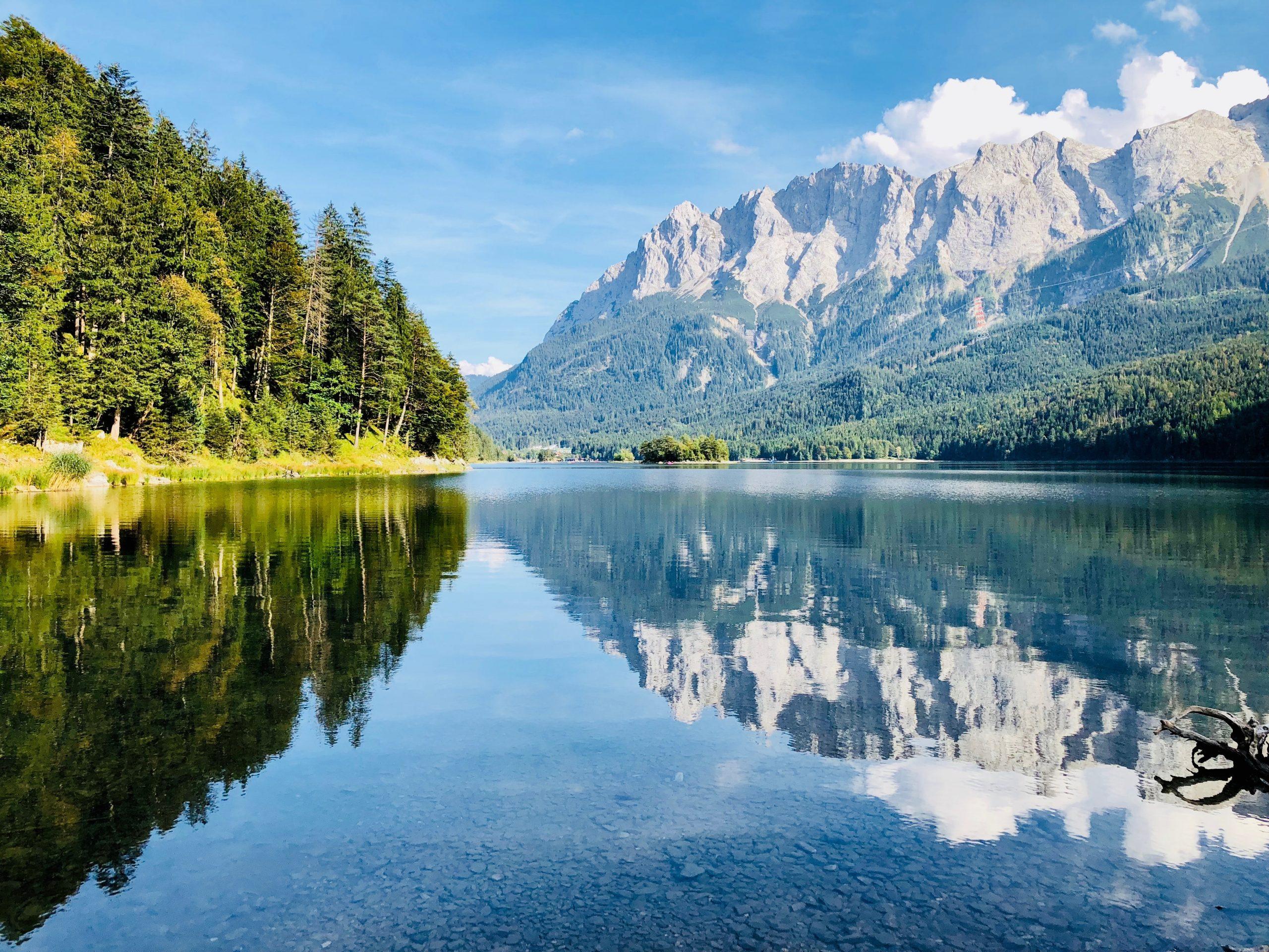 Die besten Seen Deutschlands, die es diesen Sommer zu entdecken gibt.