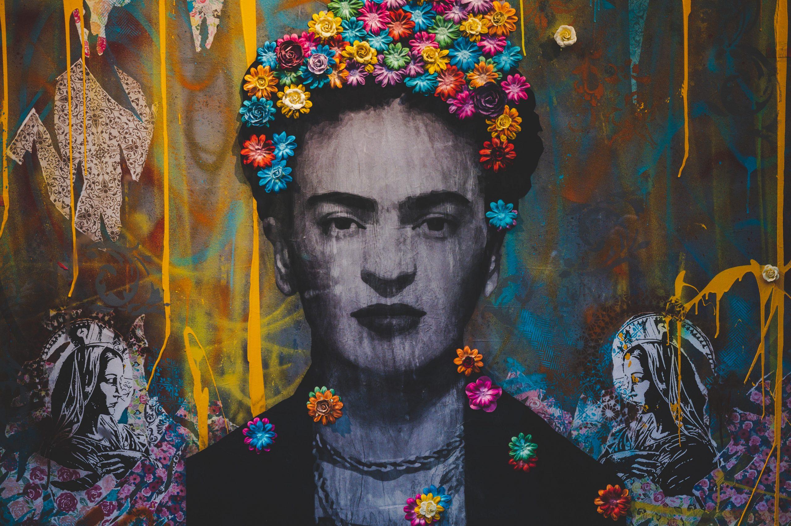 Sie die virtuelle Tour durch das Frida Kahlo Museum machen?