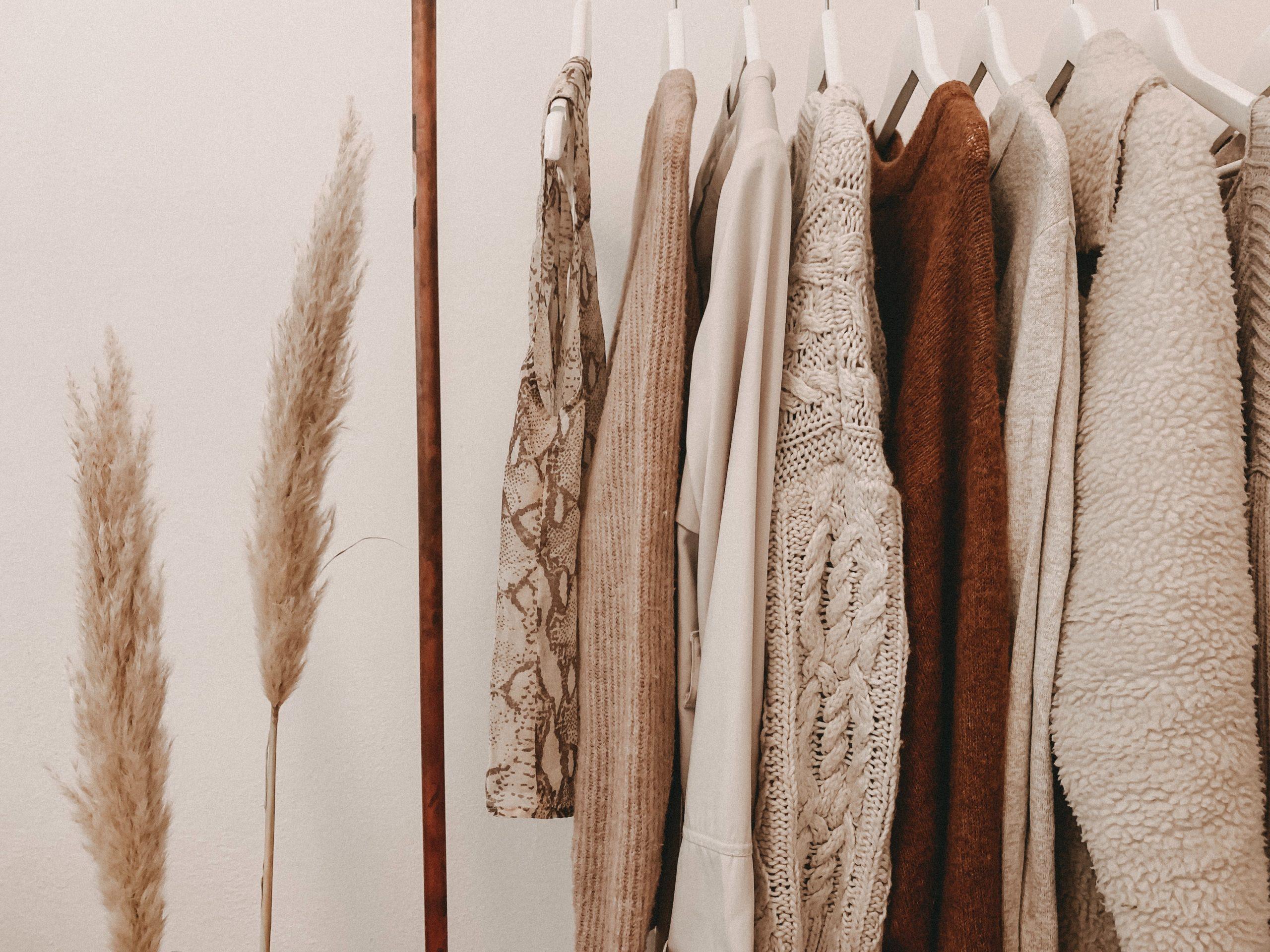 6 marcas de moda sostenible de España que deberías conocer.