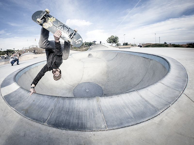 Dónde encontrar los Mejores Skateparks de España.