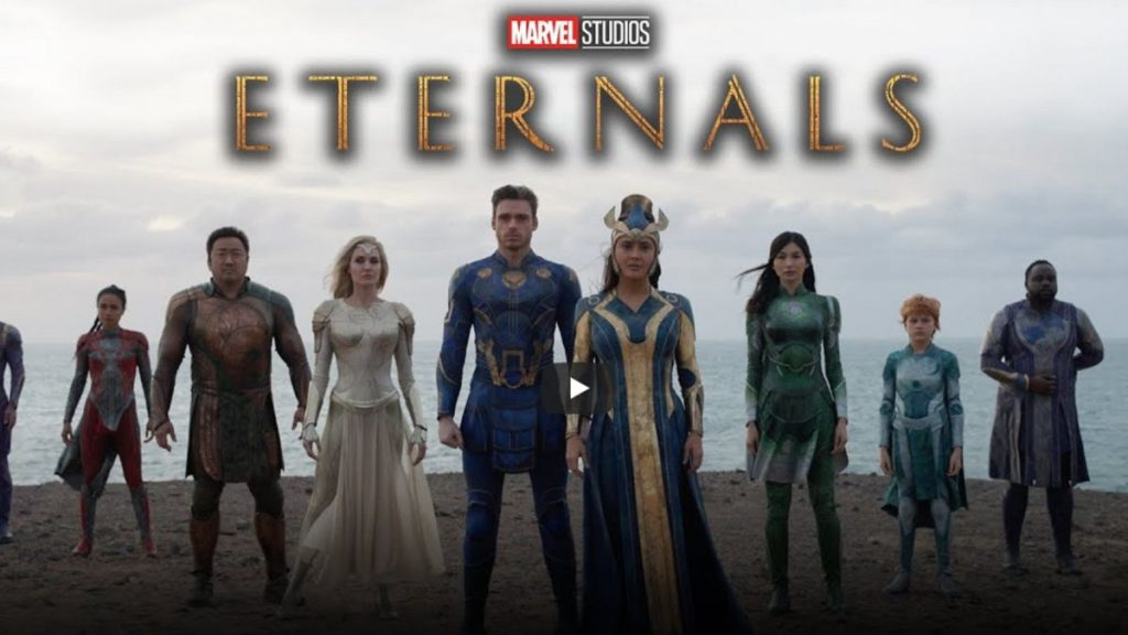 Meet the characters of the Eternals of Marvel.