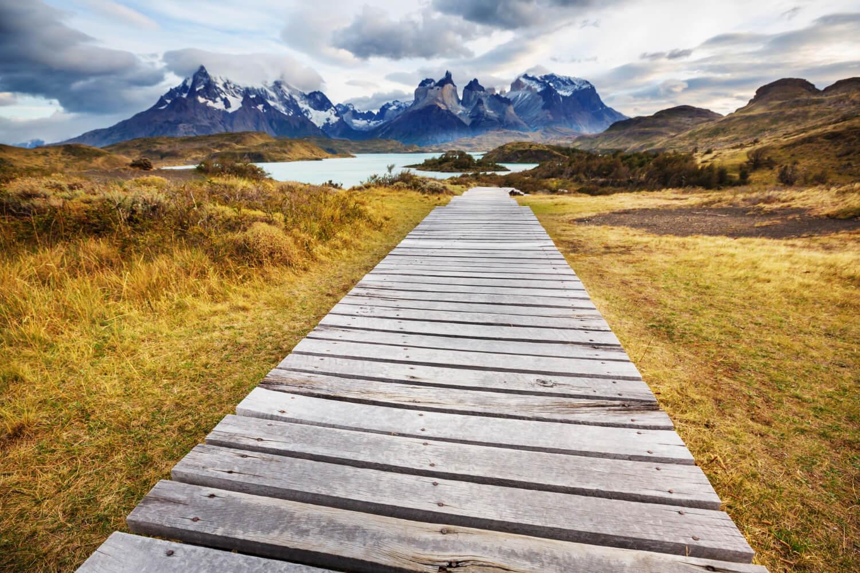 El Circuito W Torres del Paine, el mejor Trekking en Chile.
