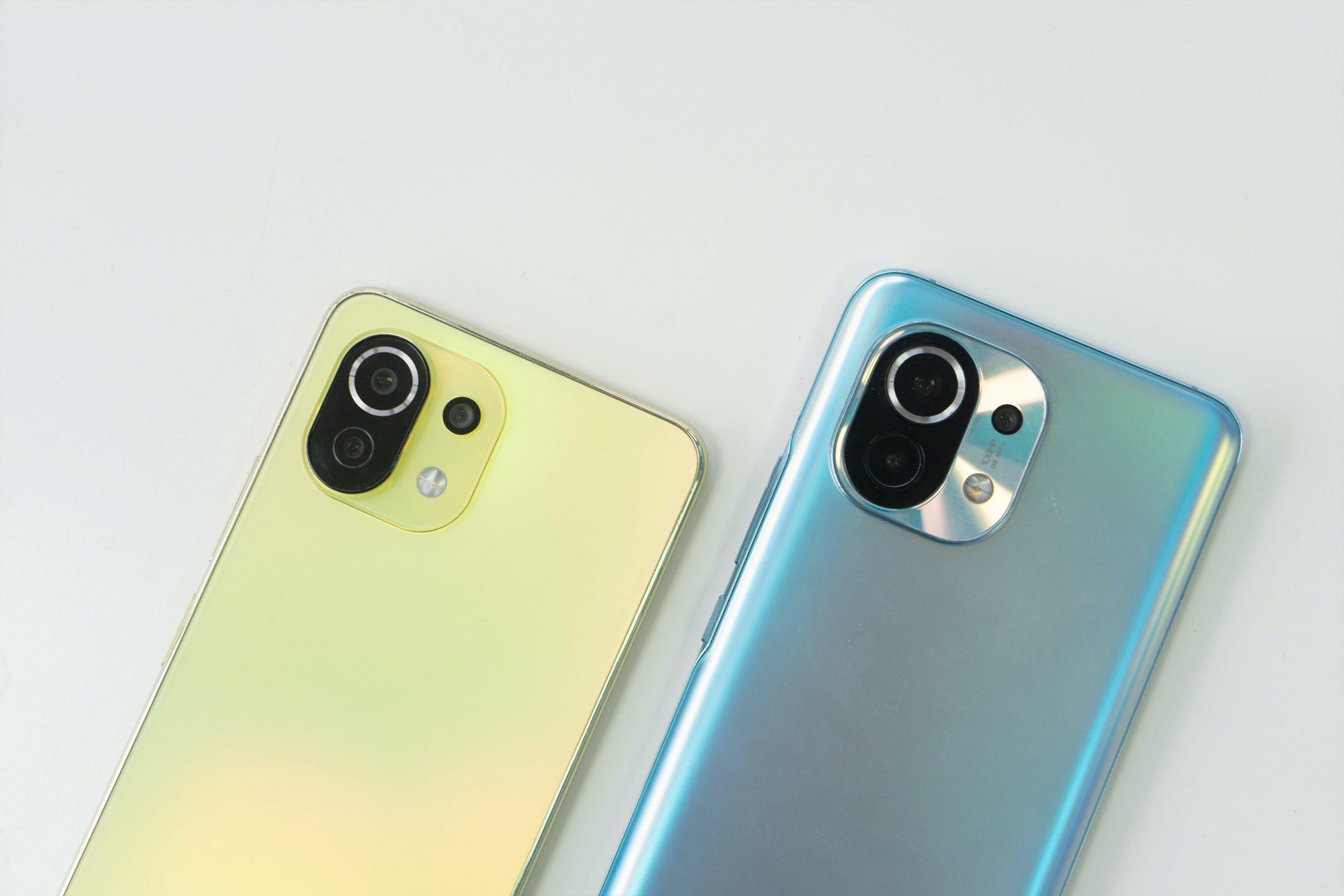Ein Test der besten und günstigsten Xiaomi Phones 5G.