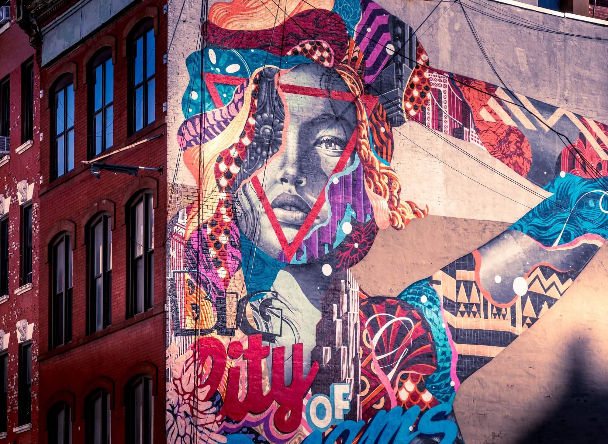 ¿Es el graffiti arte o vandalismo? ¡Razones para amarlo!