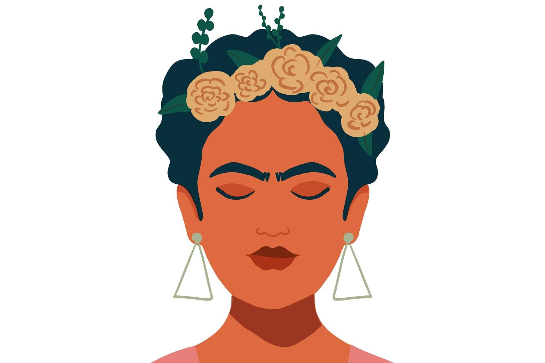 Museo virtual de Frida Kahlo, explora su Casa Azul.