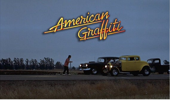 Discover with us the best American Graffiti Filming Locations!