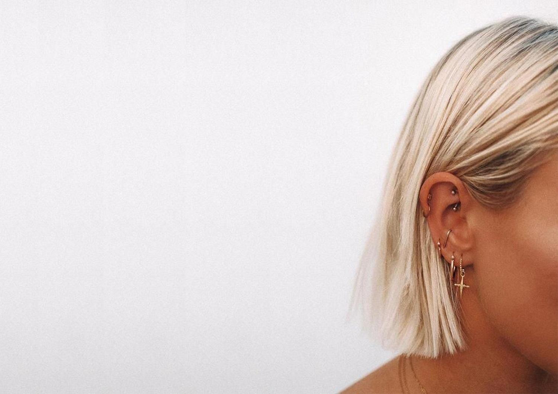 Was ist ein Rook-Piercing? Erfahren Sie alles darüber!