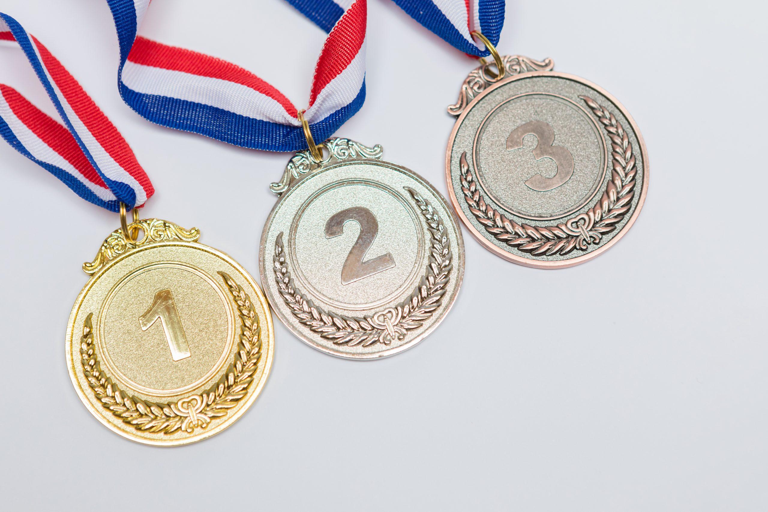 ¿Quiénes han sido los ganadores de las de las Olimpiadas de Tokio 2021?