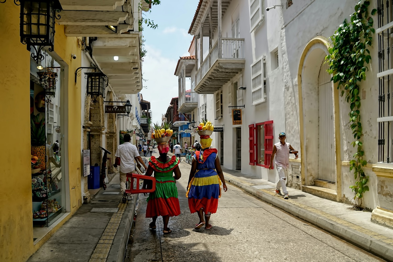 Los mejores sitios turísticos de Cartagena de Indias, Colombia.