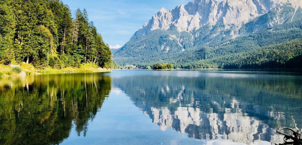The best lakes in Germany to discover this summer.