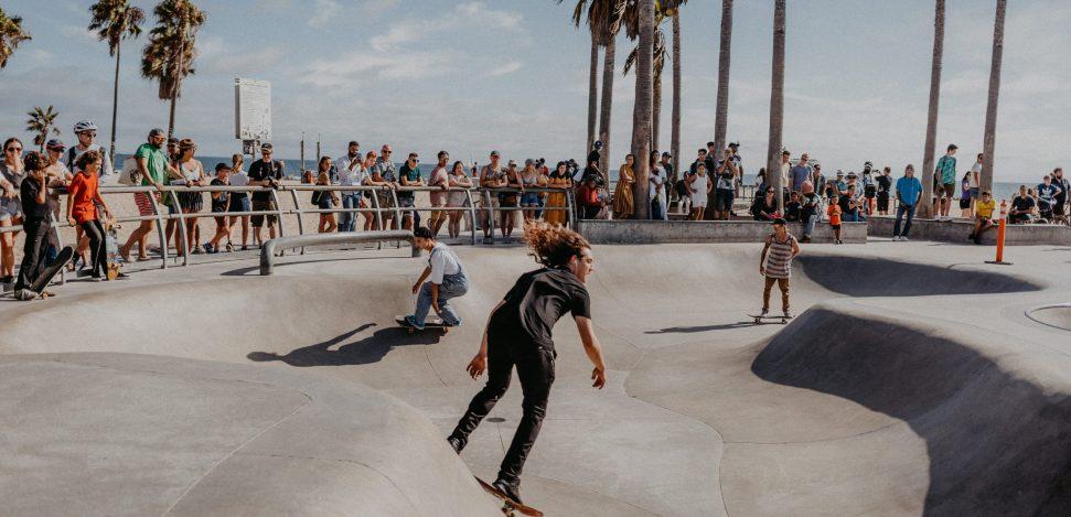 Die besten Skateparks in Kalifornien, die du unbedingt ausprobieren musst!