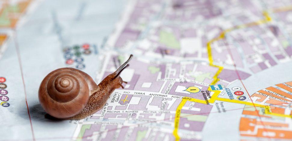 Was ist langsames Reisen? Die langsame Bewegung oder Philosophie verändert die Art und Weise, wie wir reisen.