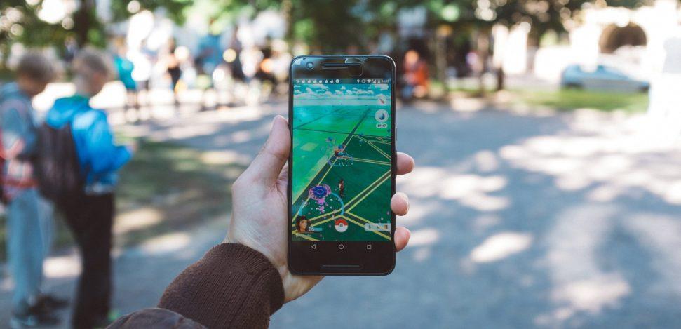 Die besten AR-Augmented-Reality-Spiele. Pokemon Go ist das berühmteste Ar-Spiel.