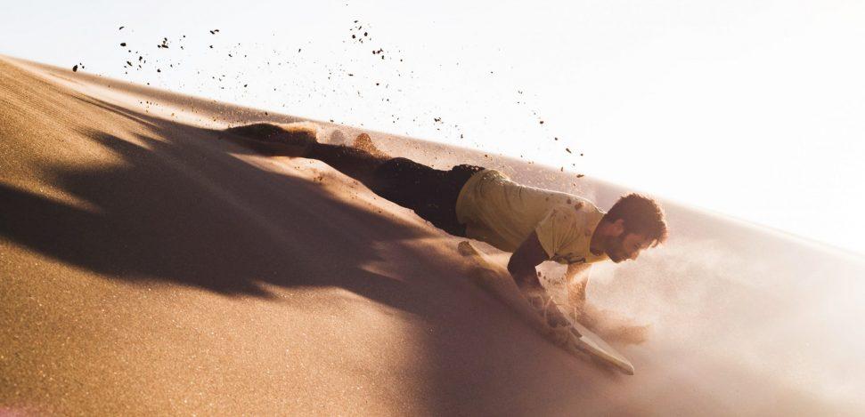 Welches sind die besten Sandboarding-Orte der Welt?