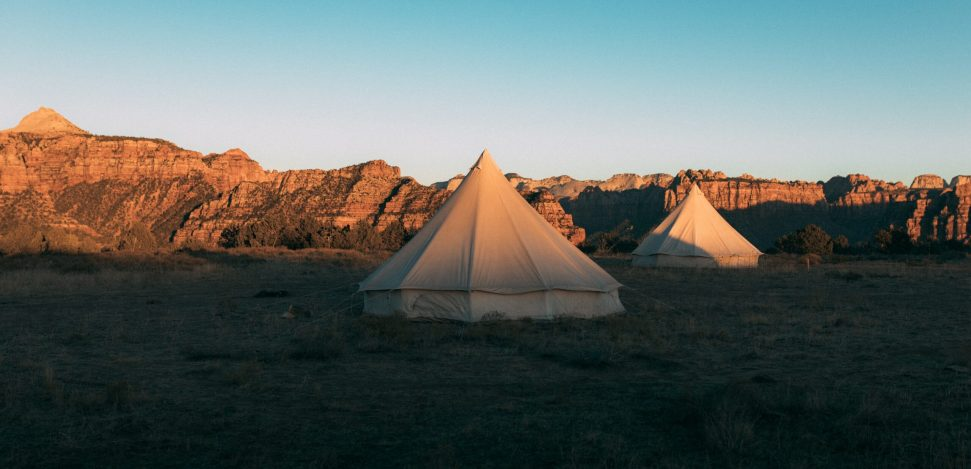Best Glamping places in California for this Spring.