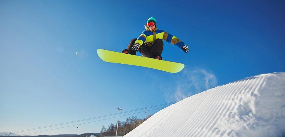Beste Snowboarde der Welt. Snowboard sport