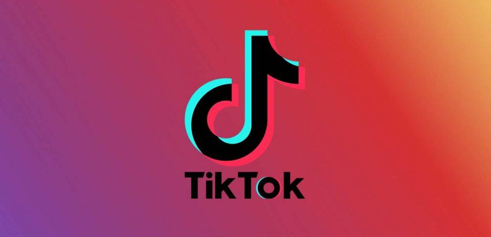 Top 10 TikTok-Tänze zum Lernen. TikTok Logo.