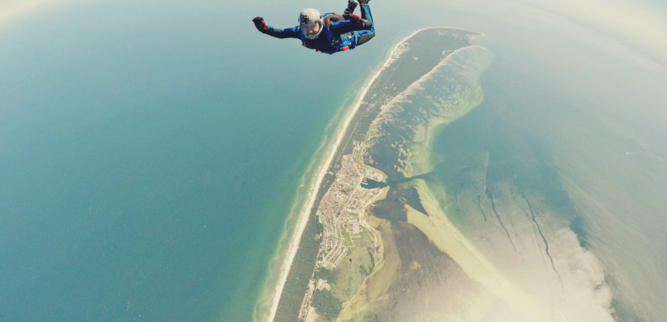 Reasons to try Skydiving at least once in your life.
