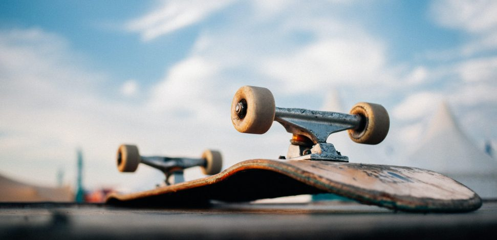 How to fix a broken skateboard by yourself