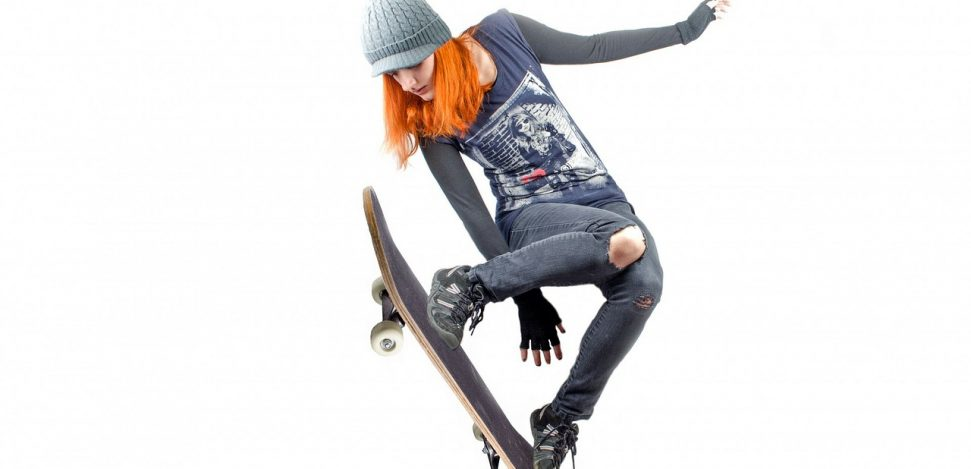 Great Ideas For Skater Girl Outfits.